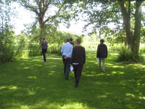 Team building Norfolk - planning